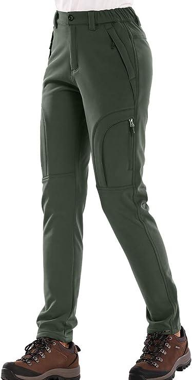 Toomett Fleece-Lined Outdoor Pants