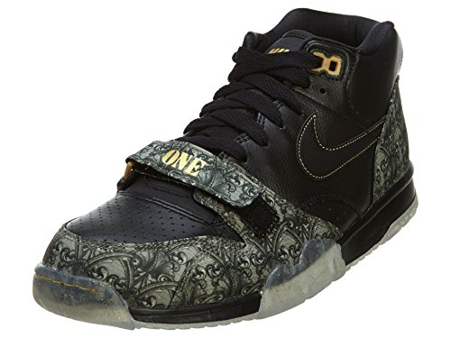 607081 100 AIR US Schwarz PRM 1 Size MID TRAINER QS 'INFRARED' aawRYq0