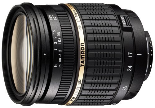 Tamron SP AF17-50mm F/2.8 Di II LD Aspherical (IF) Lens with hood for Nikon-D DSLR Cameras [並行輸入品]   B01KM6QUXW