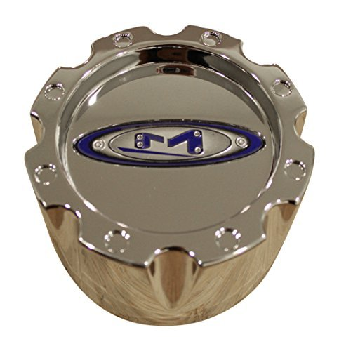 Moto Metal MO950 MO951 MO953 Chrome Wheel RIm 8 Lug Center Cap 353K133H (Metal Mo951 Moto)