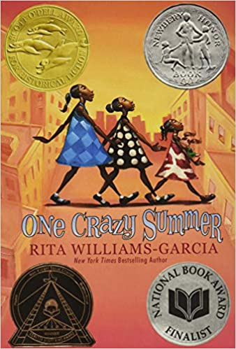 Image result for one crazy summer book cover