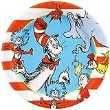 Dr Seuss Classic Book Characters 7″ Dessert Plates 8 Pack, Health Care Stuffs