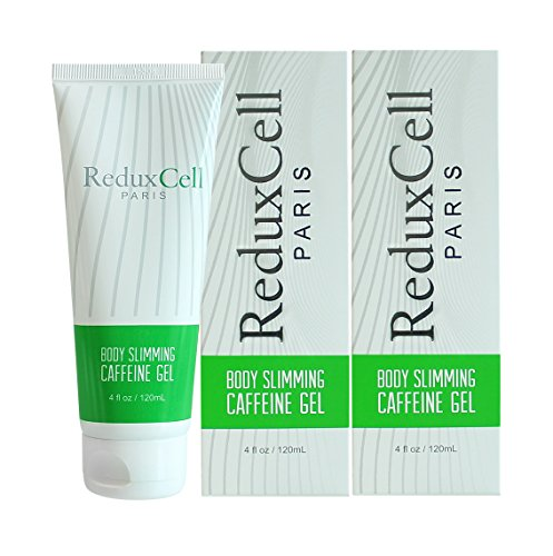 Lose 1 Inch In 1 Hour Of Belly Fat -PROVEN RESULTS- ReduxCell Paris Anti Cellulite Cream with Double Caffeine + Hyaluronic Acid + Sea Grape - Body Firming Cream And The Best Cellulite Remover. (Cream To Reduce Fat compare prices)
