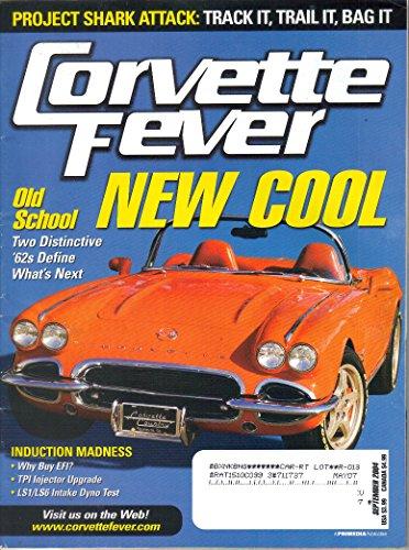 Corvette Fever Magazine, September 2004 (Vol. 26, No. 9)