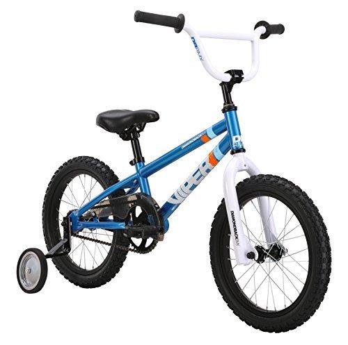 Diamondback Bicycles 2014 Mini Viper Kid's BMX Bike (16-Inch Wheels), One Size, Blue [並行輸入品] B01K1Y3QGY