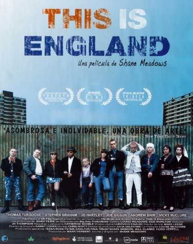 Amazon.com: Esta es Inglaterra Cartel Película Español 11 x ...