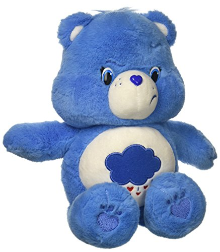 Care Bear Plush (Just Play Care Bear Grumpy Plush, Medium)