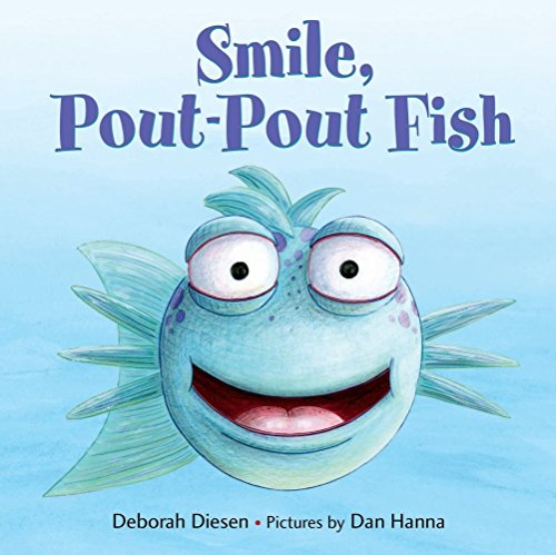 Best Children Board Books - Smile, Pout-Pout Fish (A Pout-Pout Fish Mini Adventure)