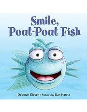 Smile, Pout-Pout Fish (A Pout-Pout Fish Mini Adventure, 1)