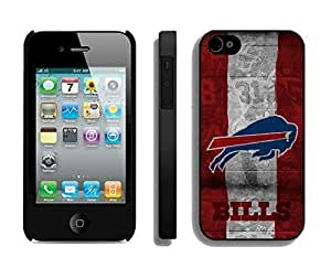NFL&Buffalo Bills iphone 4 4S phone cases&Gift Holiday&Christmas Gifts PHNK625114 by heywan