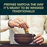 Bamboo Matcha Tea Whisk (Chasen) for preparing