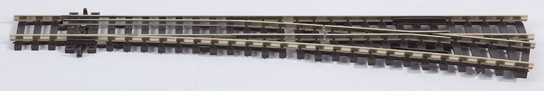 Peco SL-E95 Streamline Code 100 Right Hand Medium Turnout Electrofrog