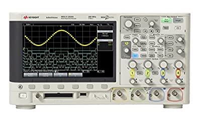 Keysight Technologies DSOX2014A Oscilloscope: 100 MHz, 4 Analog Channels