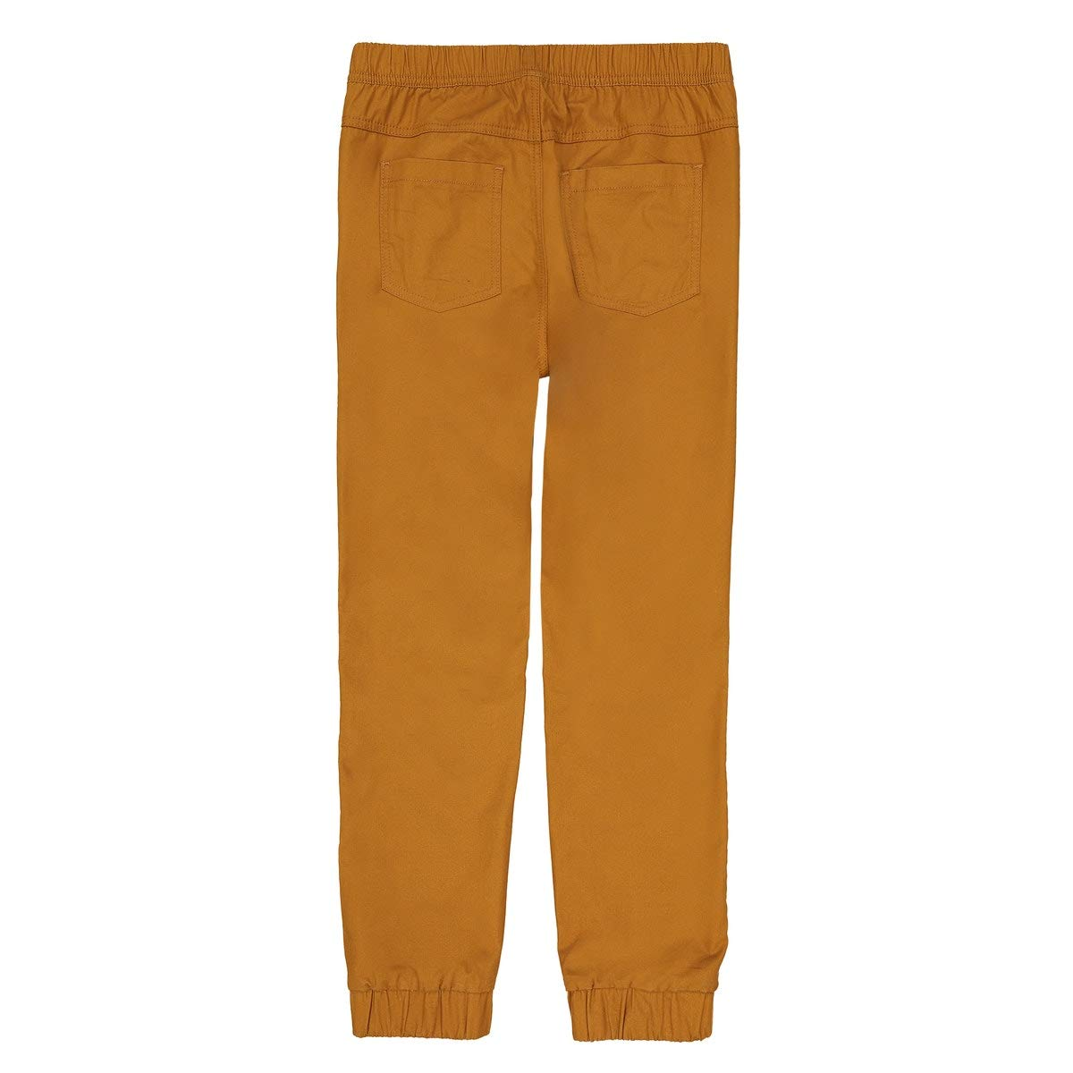 10-16 Years La Redoute Collections Canvas Joggers