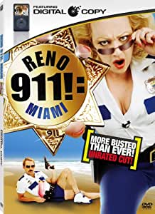 "Reno 911!: Miami (Unrated ""More Busted Than Ever"" Edition + Digital Copy)"