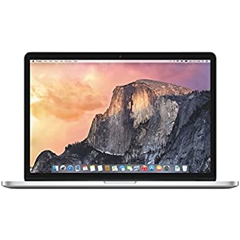 Apple MacBook Pro 15.4-Inch Laptop 2.53GHz / 8GB DDR3 Memory / 500GB SSHD (Solid State Hybrid) Drive / OS X 10.10 Yosemite / DVD Burner