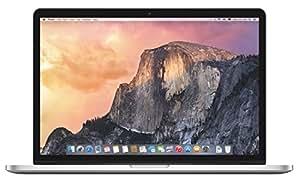 Apple MacBook Pro 17.0-Inch Laptop 2.8GHz / 8GB DDR3 Memory / 1000GB SSHD (Solid State Hybrid) Drive / OS X 10.10 Yosemite / High-Resolution Display / DVD Burner
