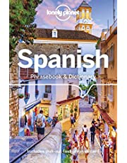 Lonely Planet Spanish Phrasebook & Dictionary 8 8th Ed.: 8th Edition