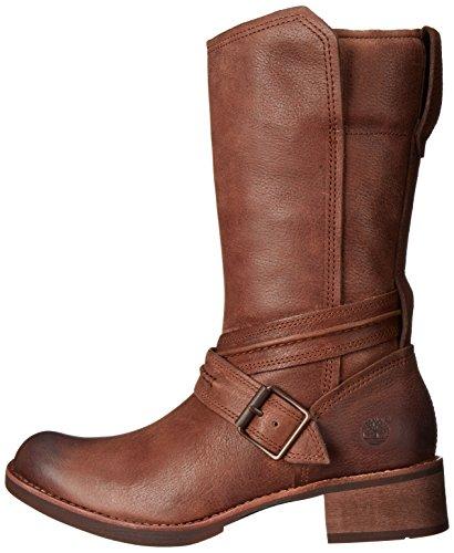 Timberland Boots Whittemore Mid Dark Women's Woodlands Brown Side IIfwr