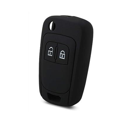 Carcasa de repuesto para llave de coche con 2 botones de ...