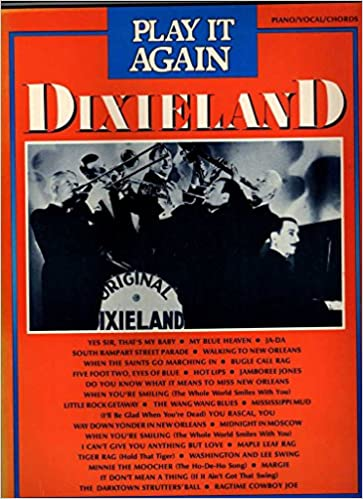 Dixieland (Play It Again) (Piano/Vocal/Chords) (Play It Again ...