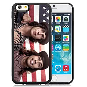 Fashionabale and Unique Iphone 6 Case Design with Kellin Quinn And Vic Fuentes Iphone 6th 4.7 Inch Black TPU Case