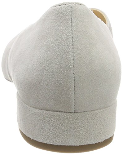 Högl Damen 5-10 2022 6700 Geschlossene Ballerinas Grau (Lightgrey)