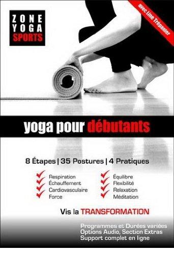 YOGA POUR DEBUTANTS (Version française) Line Trepanier Distribution Select (Video) Exercise & Fitness