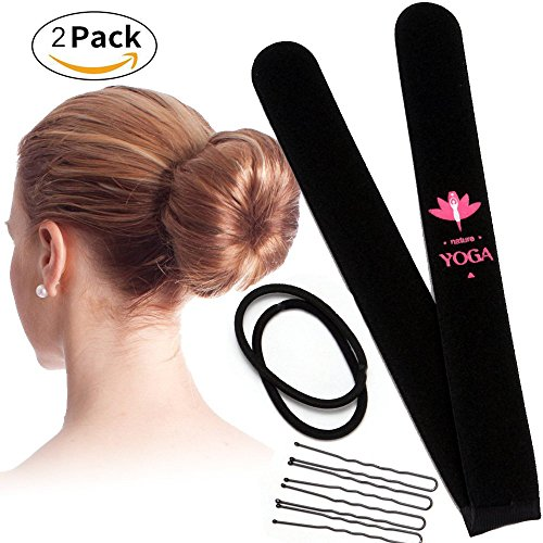 Sponge Hair Styling Tool Bun - 8
