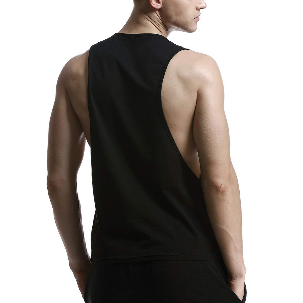 Palarn Mens Fashion Sports Shirts Mens Summer Recreational Printed Vest Fashion Outdoor Telecontrol Vest Blouse
