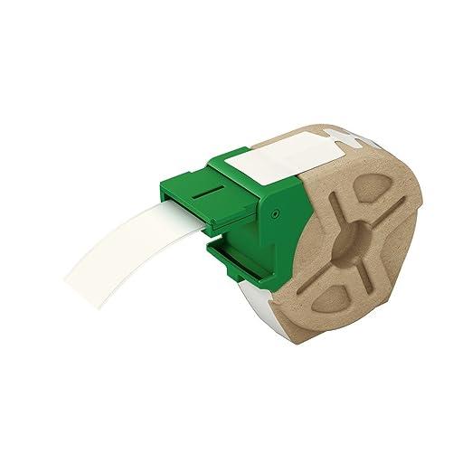15 opinioni per Leitz, 70090001, Cartuccia di etichette in carta adesiva, Larghezza 25 mm,