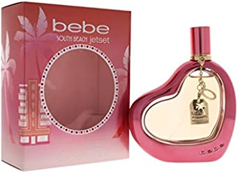 BEBE South Beach Jetset By Bebe For Women - 3.4 Oz Edp Spray 3.4 oz