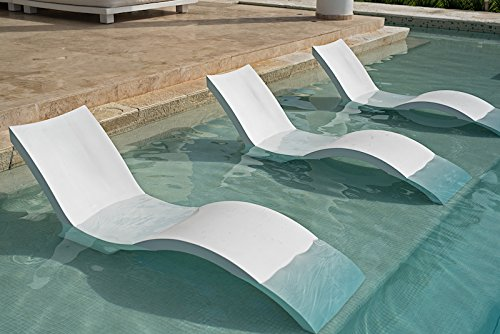 Charmant Amazon.com: Ledge Lounger In Pool Chaise Deep Lounge For 10 15 In. Of Water  (Set Of 2, Sandstone): Garden U0026 Outdoor