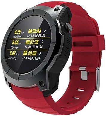 YOLANDE Reloj Inteligente,GPS Incorporado, rastreador de ...