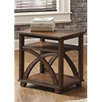 Chesapeake Bay Rectangular Sunset Chairside Table