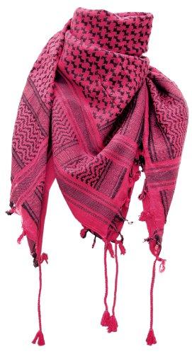 Foulard Palestinien Designs noir Alex Pink Keffieh Flittner xqvSnPPgU8
