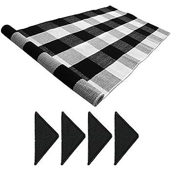 Amazon Com Set Of 2 Outdoor Porch Rug Checkered Door