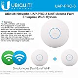 unifi ap pro 3 pack - Ubiquiti UniFi AP Pro 3 pack, UAP Pro 3-Pack Access Point, UAP-Pro-3 (3 PacK)