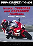 Honda CBR900RR and CBR 1000RR FireBlade, Chris Horton, 0954999037