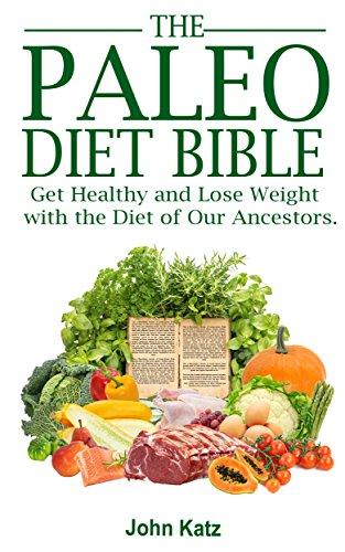 Paleo Diet Bible Healthy Ancestors ebook product image