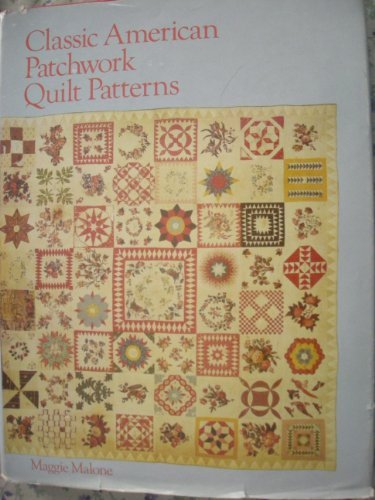 Classic American patchwork quilt patterns