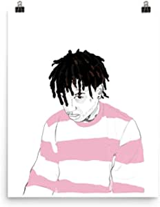 Ski Mask The Slump God New 2018 World Tour Rap Music Fabric Decor Poster B472
