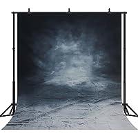 DePhoto 10x10Ft Seamless Retro Pattern Vinyl Photography Backdrop Photo Background Studio Prop PGT001