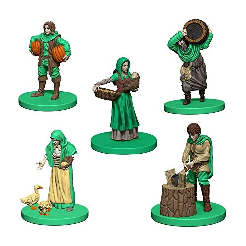 WizKids Agricola Game Expansion Green