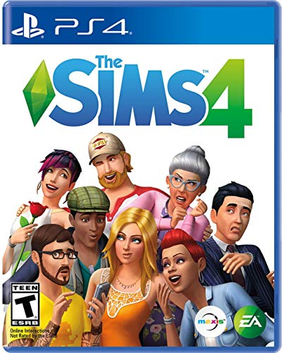 The Sims 4 – PlayStation 4