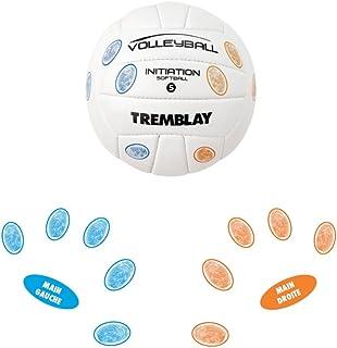 Ballon Volleyball Finger - 260 gr VISIODIRECT