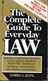 Comp Gde Evyday Law, Samuel King, 0515077267