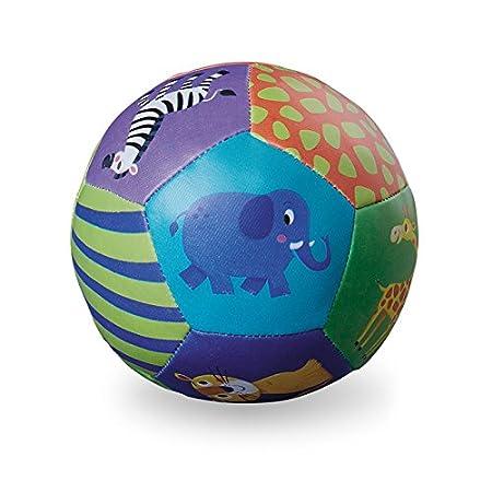 13 cm Die Tiere vom Bauernhof mit viele Farben und Tieren Crocodile Creek Mein erster Spielball