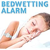 WINHY Bedwetting Alarm, Nocturnal Enuresis Baby Monitor for Boys Girls Adults Incontinence Seniors Loud Sound Vibrating Urine Detection Cure Potty Training, Urologist Tested