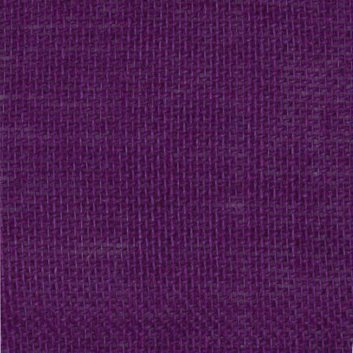 James Thompson 47in Shalimar Burlap Purple Fabric by The -